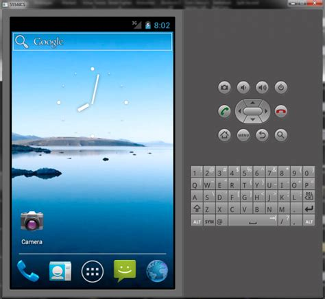 Android Emulator For Pc by Install And Run Android 4 0 Sdk And Sandwich On