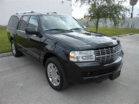automobile air conditioning service 2011 lincoln navigator l parental controls buy used 2011 lincoln navigator limited edition 4x4 suv leather seats navi 32 500 res in fort