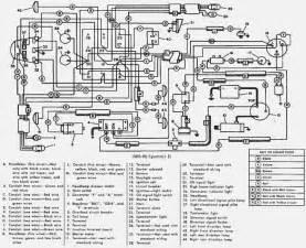 wiring harness for 1979 harley davidson harley
