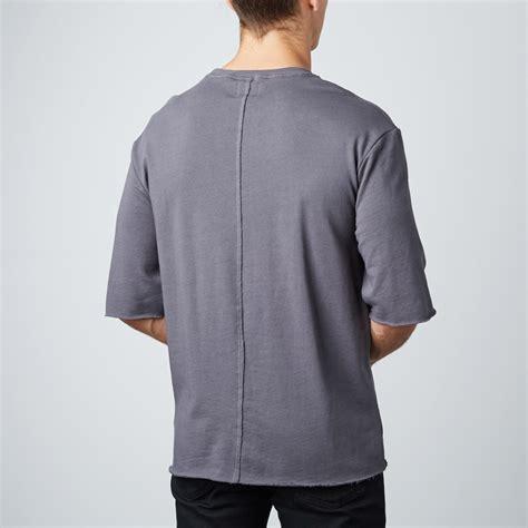 Sweater Rock half sleeve crewneck sweater castle rock 2xl kuwallatee touch of modern