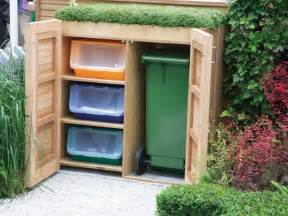 Storage Outside House 24 Practical Diy Storage Solutions For Your Garden And