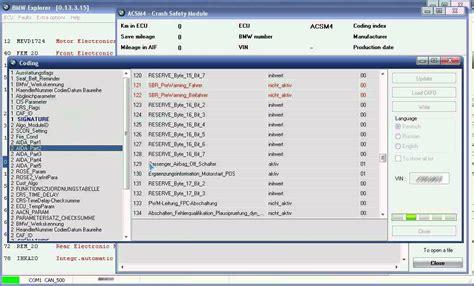 bmw vin update html autos post