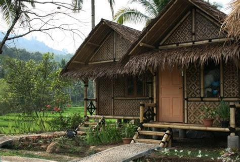 baduy traditional cottage picture of selaras adventure
