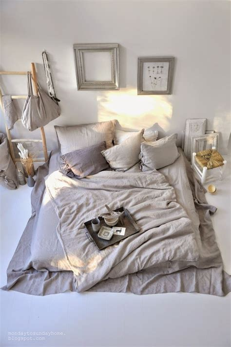 projekt mieszkaniowy 8 lniana sypialnia conchita home