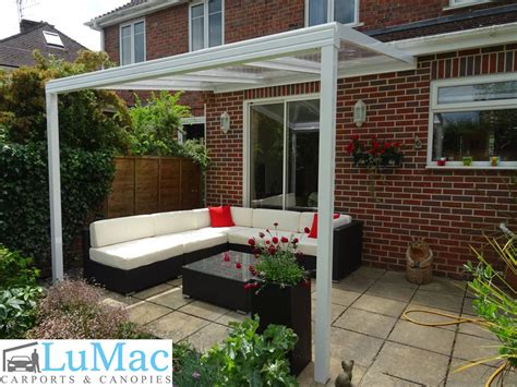 Canopies Uk Patio Canopy Clear As Glass Canopies