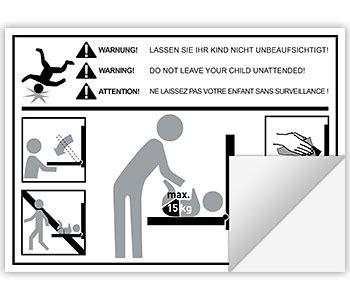 Aufkleber Drucken Umweltfreundlich by Kratzfeste Etiketten Und Aufkleber Auf Folie