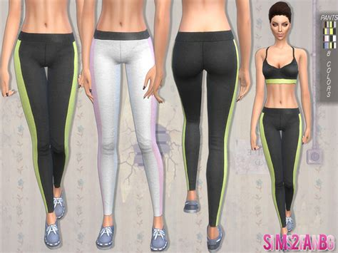 tsr sims 4 clothes sports the sims 4 87 sports pants by sims2fanbg
