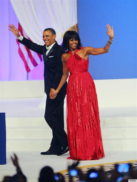 michelle obama dresses michelle obama s red jason wu inauguration ball gown