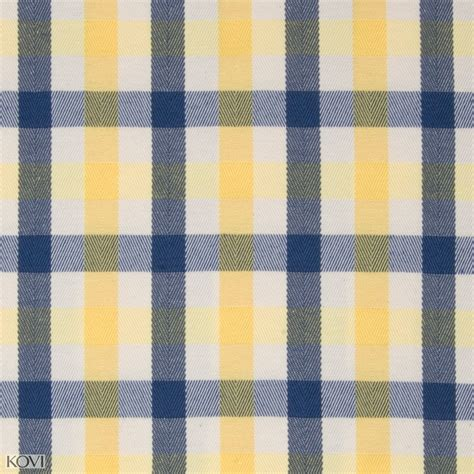 Blue And Yellow Upholstery Fabric by Yellow Blue And Yellow Plaid Woven Upholstery Fabric