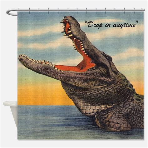 florida gators shower curtain vintage florida shower curtains vintage florida fabric