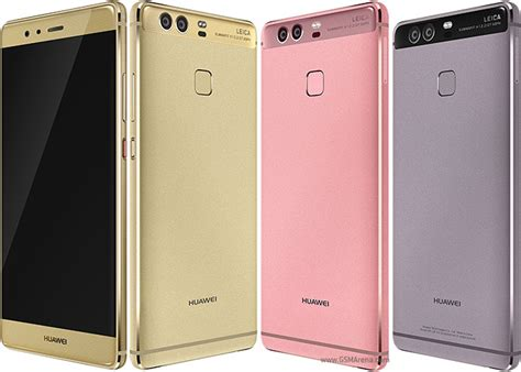 Hp Huawei Warna Pink huawei p9 pictures official photos