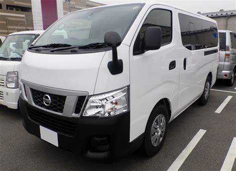 nissan caravan 2014 2014 auto salon autos post