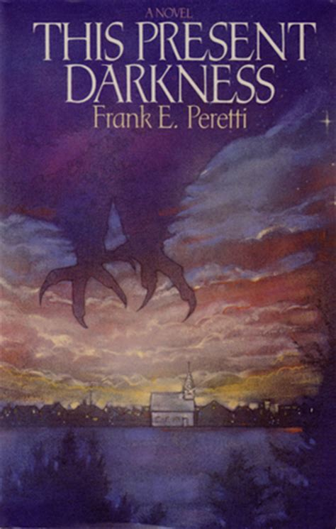 the oath ashton and egorn books frank peretti this present darkness