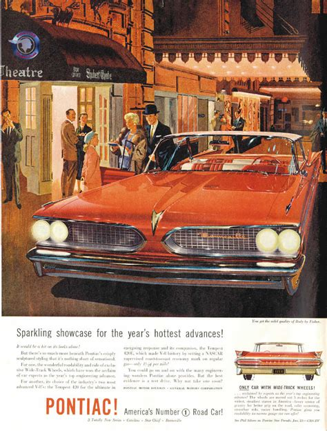 pontiac magazine pontiac magazine ads 1926 1959
