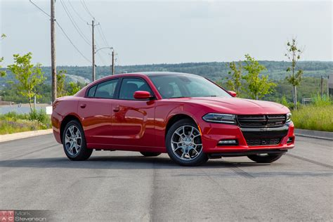 2015 Dodge Charger V6 AWD Review ? Four Door Pony Car