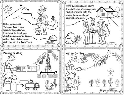 water erosion coloring page carbon cycle comic strip