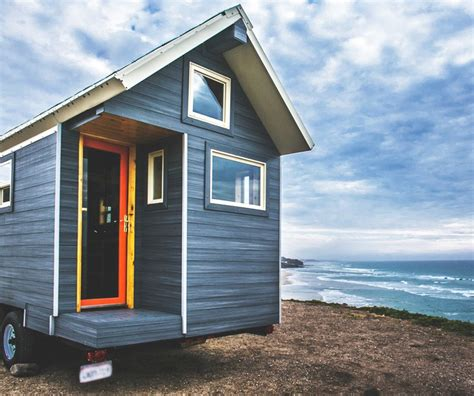 super small houses these super customizable monarch tiny homes cost just