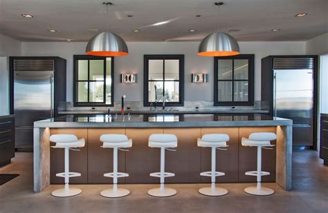 kitchen island with bar seating real modern house stunning interiors and popular