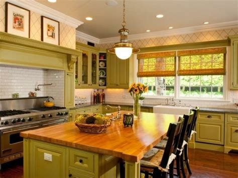 summer kitchen ideas cheerful summer interiors 50 green and yellow kitchen