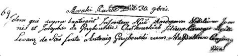 Prussia Birth Records 1800s Steve S Genealogy Documenting My Family History