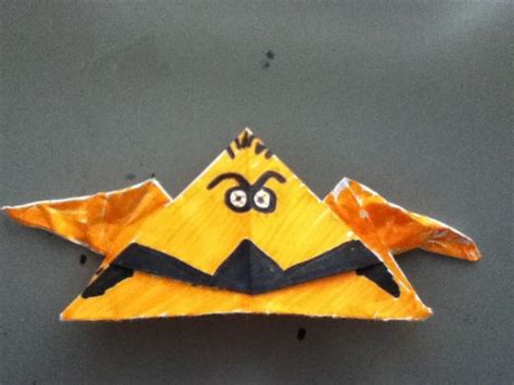 Origami Salacious Crumb - salacious crumb origami yoda
