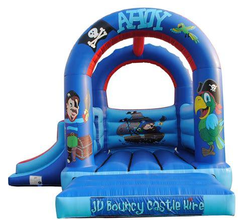 jv bouncy castle hire basingstoke and inflatable slide 15 x 18ft pirate bouncy castle and slide combi jv bouncy