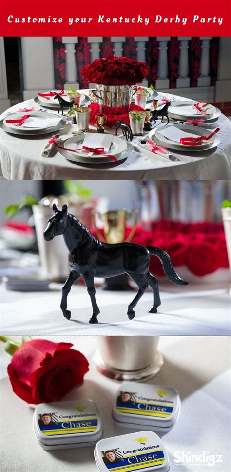Racing Decorations 1000 Images About Ideas Kentucky Derby On