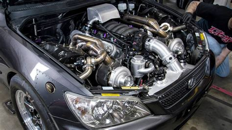 Turbo Kit For Lexus Is300 by Turbo Lsx Is300 At Tx2k14