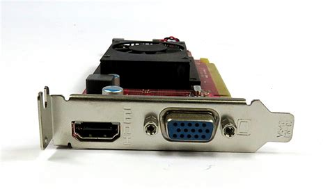Vga Card Untuk Laptop Lenovo lenovo 11202406 ati radeon hd 7470 1gb hdmi vga pcie low profile graphics card
