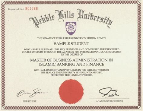 Mba To Phd In Business by Mba Phd In Islamic Banking Pebble A