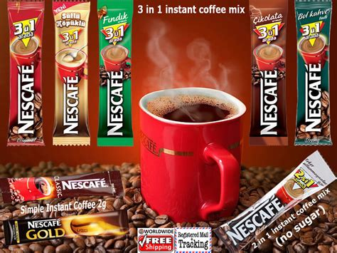 Nescafe 2in1 original nescafe instant coffee 3 in 1 2 in 1 and simple