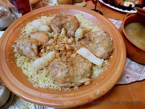 la cuisine alg駻ienne cuisine algerienne la cuisine de djouza recettes