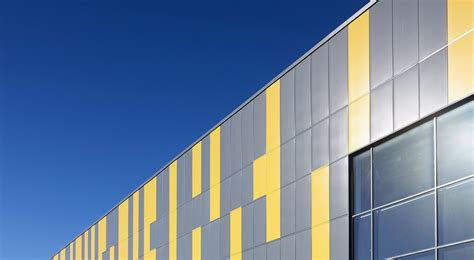 Bloch School Mba by Projects Insulated Panel Systems Kingspan Ireland