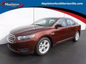 Bill Brown Ford Used Cars Ford Taurus Brown Michigan With Pictures Mitula Cars