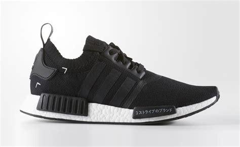Sepatu Adidas Nmd Black White Anmd Bw adidas nmd r1 primeknit black white sneakerb0b releases