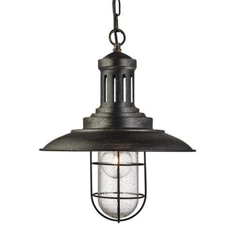 5401bg Fisherman Caged Lantern Pendant The Lighting Fishermans Pendant Light