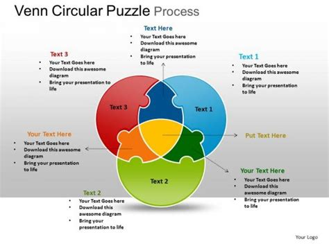 venn diagram template powerpoint vin diagram powerpoint vin free engine image for user