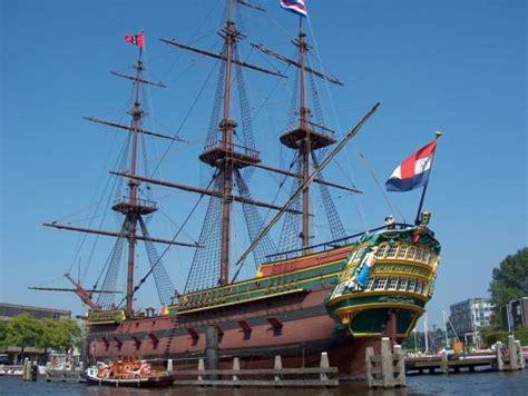 schip amsterdam v o c schip de amsterdam amsterdam kitbedrijf akar
