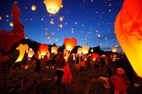 lanterne cinesi volanti fai da te grr lanterne cinesi in polonia