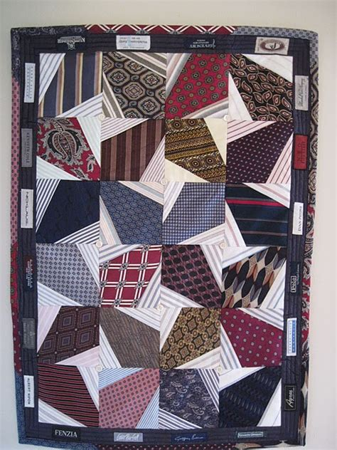 pattern for shirt and tie quilt quilt inspiration shirt and tie quilts by nancy sturgeon