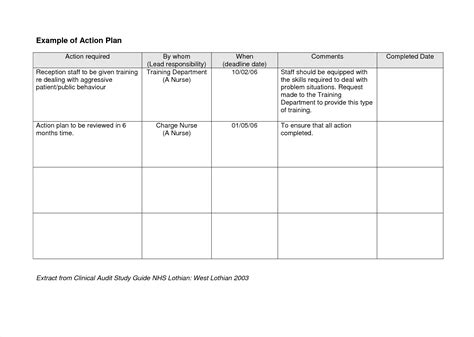 delighted professional action plan template ideas resume