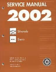 small engine service manuals 2002 chevrolet tahoe free book repair manuals 2002 chevrolet gmc silverado sierra sierra denali suburban blazer factory service manual