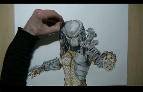 vs predator drawings the gallery for gt simple vs predator drawings