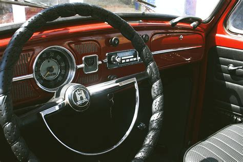 Vw Beetle Upholstery by Vw Beetle Interior By Nomad And Design