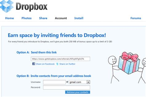 Dropbox Referral | what dropbox taught me about how to acquire customers for