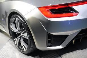 carros importados fotos do acura nsx concept 2 screensaver