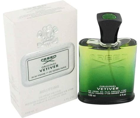 best vetiver fragrance for original vetiver cologne by creed buy perfume