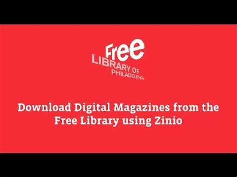 download free magazines from your library with zinio download digital magazines from the free library using