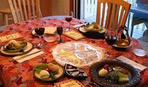 imagenes cena judia comienza la celebraci 243 n de la pascua jud 237 a el diario 24