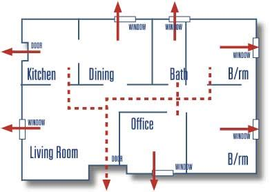 fire evacuation plan for home evacuation plans for a safehome this winter view news